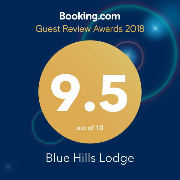 Blue Hills Lodge,Awards, Winning
